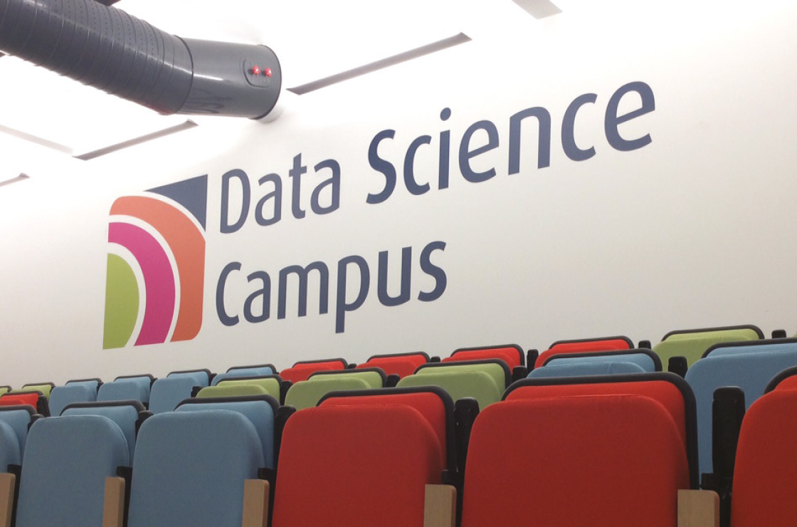 Mango Supports New development of ONS Data Science Campus